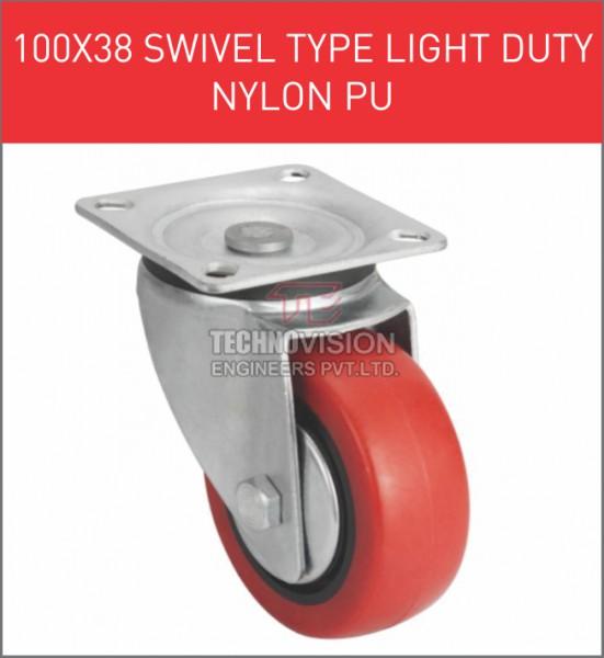Caster Wheels - Manufacturer & Supplier from Pune